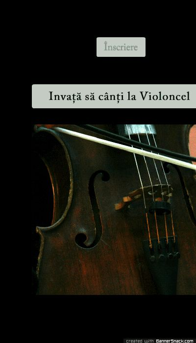 Curs Violoncel